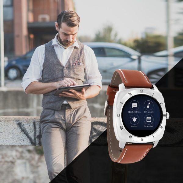 X-WATCH | NARA Android Watch – Sport Smartwatch – Smartwatch Uhr