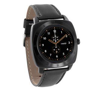 X-WATCH | NARA BC Smartphone Uhr – Smartwatch rund – Smartwatch Vergleich – Smartwatch Bestenliste – WhatsApp Smartwatch