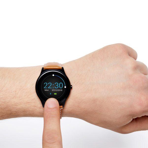 X-WATCH   QIN II Smartwatch Software – Top Smartwatches – Fitness Armband mit Pulsmesser