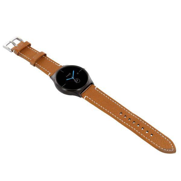 X-WATCH | QIN II – Fitness Armband mit Pulsmesser – Smartwatch rund
