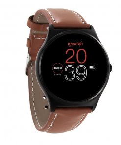 X-WATCH | QIN XW PRIME II | Smartwatch whatsapp fähig – Aktivitätstracker - ios smartwatch