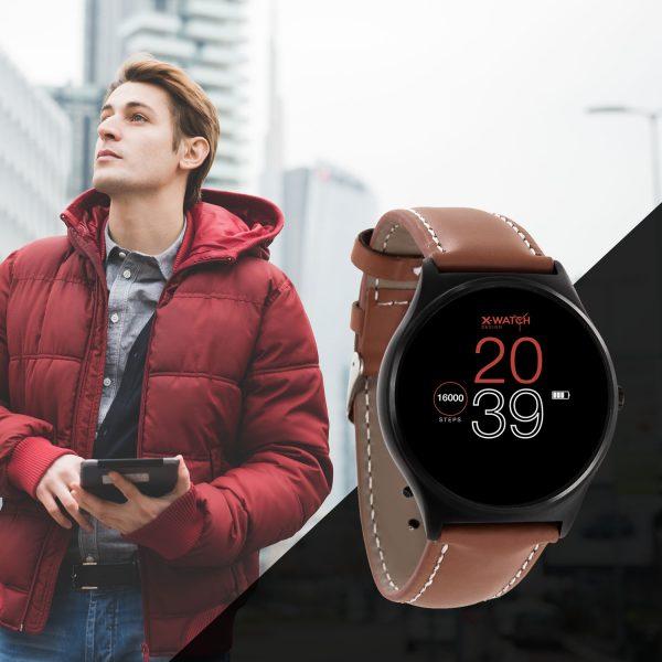 X-WATCH   QIN II Beste Android Uhr – Smartwatch Bestenliste – Smartwatch 3
