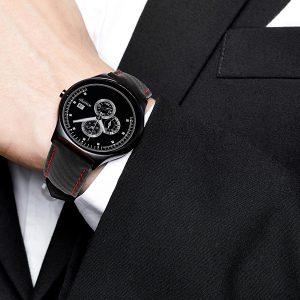 X-WATCH | QIN XW PRIME II - Fitness armband mit Pulsmesser - Smartphone Uhr - Handy uhr