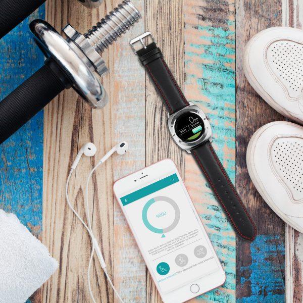 X-WATCH | NARA | Günstige Smartwatch, Smartphone Uhr, Smartwatch kaufen