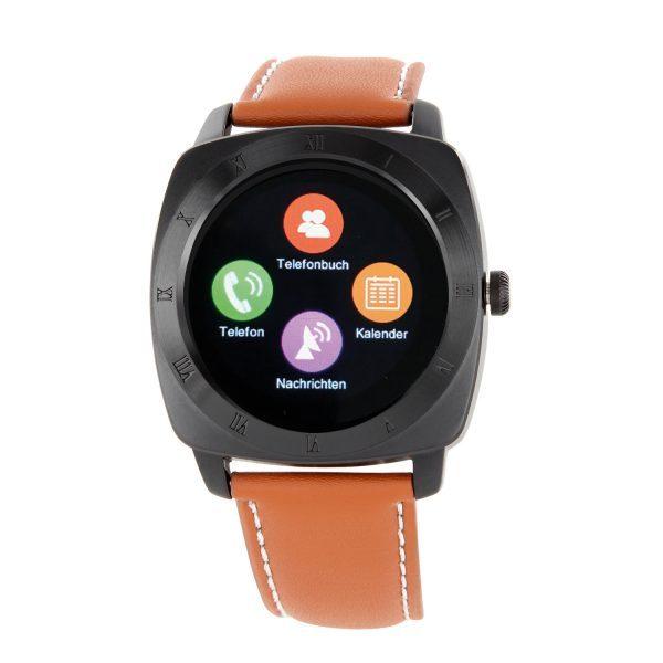 X-WATCH | NARA BC | smart uhr - handy uhr - günstige smartwatch - uhr mit whatsapp - smartphone uhr