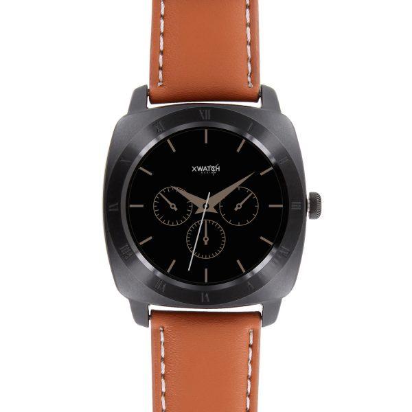 X-WATCH | NARA BC | Smartwatch Ziffernblatt – Android – iOS Smartwatch - Aktivitätstracker