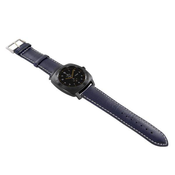 X-WATCH | NARA Black Chrome | Viele Watchfaces – Aus Apple Watch Vergleich – Aktivitätstracker