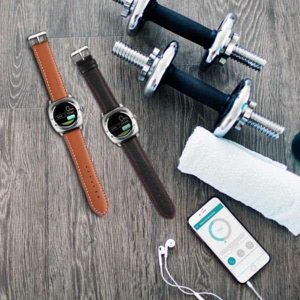 X-WATCH | NARA Smartphone Uhr – WhatsApp Smartwatch – Test Smartwatch
