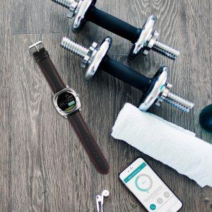 X-WATCH | NARA iOS Smartwatch – Beste Fitness Uhr – Smartphone Uhr