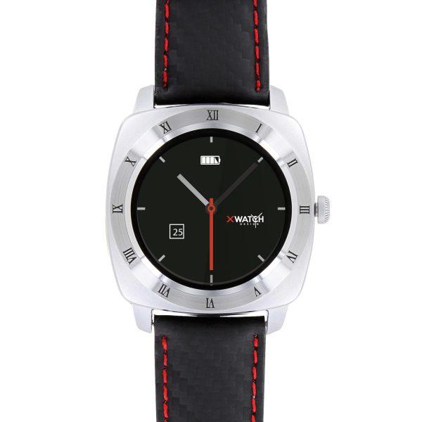 X-WATCH | NARA Smartwatch Uhr – Smartwatch Apple kompatibel – Fitnessuhr Test