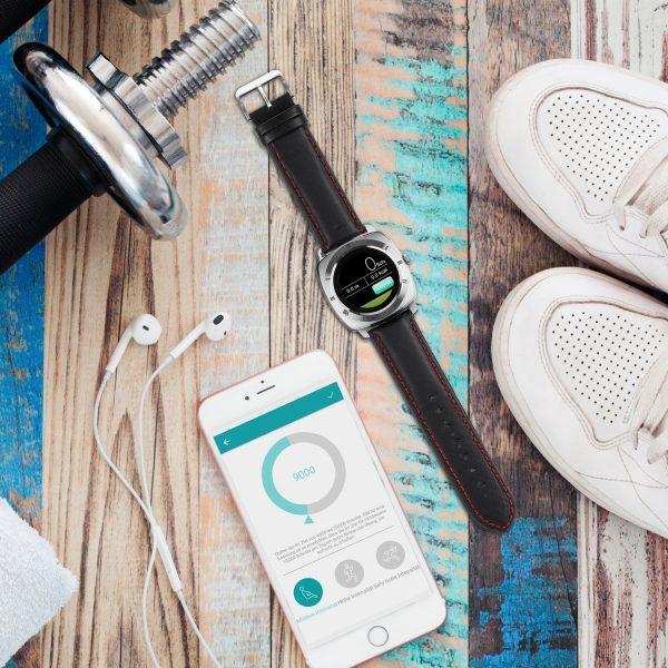 X-WATCH | NARA günstige Smartwatch – Fitnessarmbänder Test – Beste Android Uhr