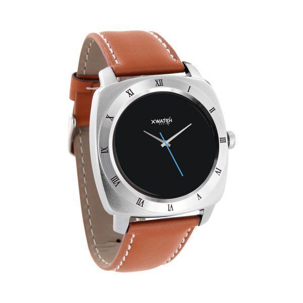 X-WATCH | NARA Smartwatch Uhr – gute Smartwatch – Test Smartwatch – Smartwatch rund – Smart Uhr