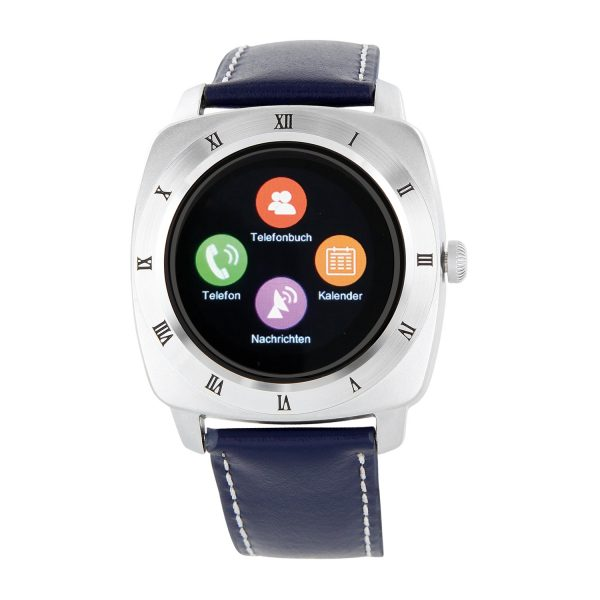 X-WATCH   NARA iOS Smartwatch – Android Watch – Smartwatch Ziffernblatt