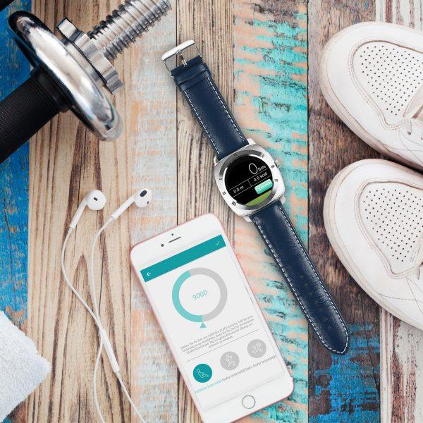 X-WATCH   NARA Smartphone Uhr – Sport Smartwatch – Smartwatch kaufen