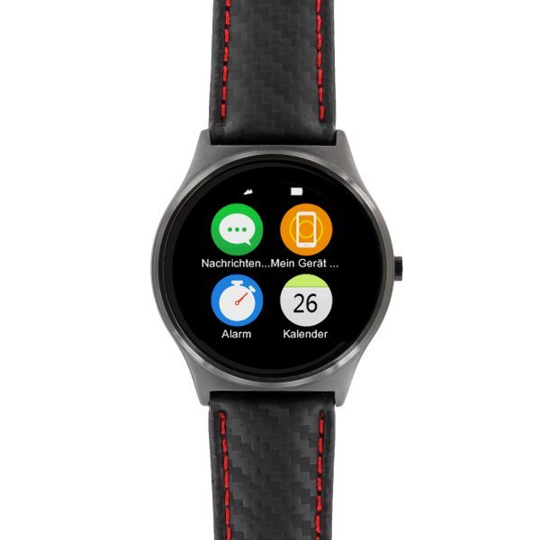 X-WATCH | QIN - Smartwatch Whatsapp fähig - Android Watch - Top Smartwatches