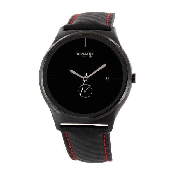 X-WATCH | QIN - Sport Smartwatch - Handy Uhr - Smart Watch für iPhone