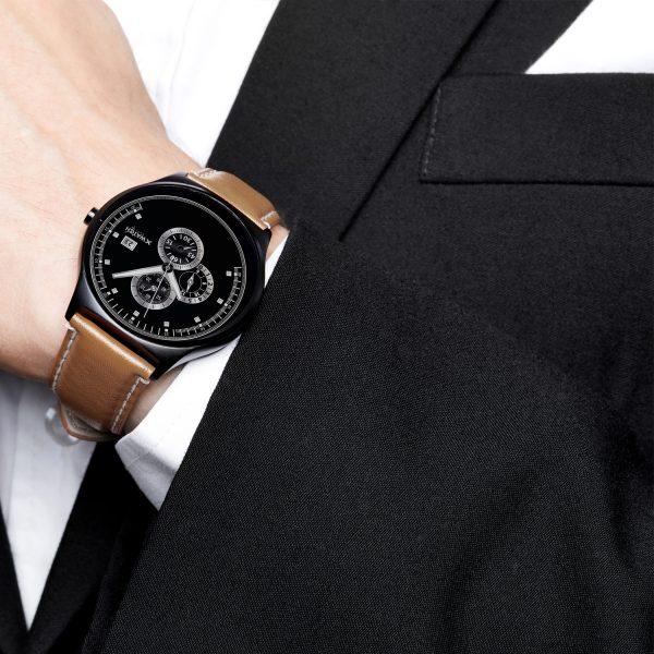 X-WATCH | QIN II Top Smartwatch – Smartwatch rund – Test Smartwatch