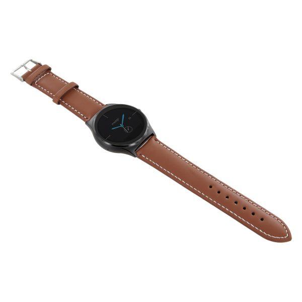 X-WATCH | QIN II Smart Watch für iPhone – Smart Uhr – Fitness Armband mit Pulsmesser