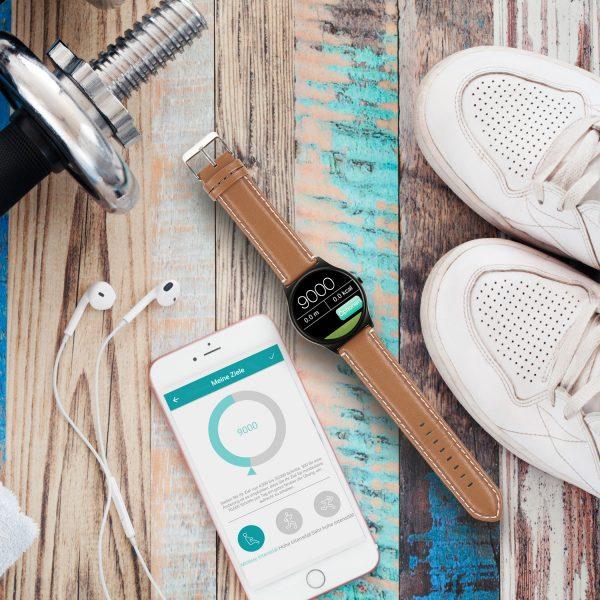 X-WATCH | QIN II Fitnessarmbänder Test – Test Smartwatch – Smartwatch Bestenliste