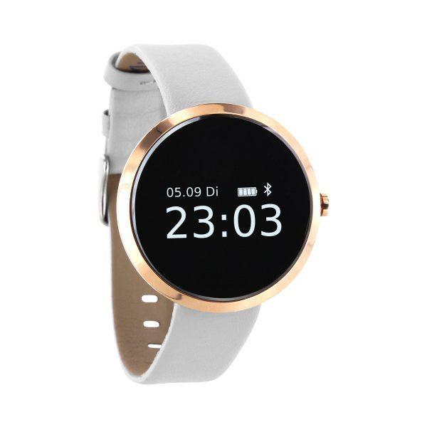X-WATCH   SIONA Smartwatch Damen Test – Uhr mit WhatsApp – Android Watch – Smartwatch Frauen – Fitnessarmbänder Test -Smartwatch Damen Android