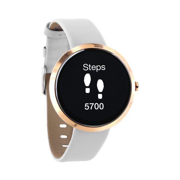 X-WATCH   SIONA Smartwatch Frauen – Fitnessuhr Test – Smartwatch rund
