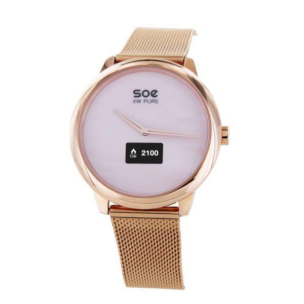 X-WATCH | SOE Smartwatch Frauen – Smartphone Uhr - Damenuhr