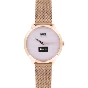 X-WATCH | SOE Hybrid Smartwatch Damen – Smartwatch Damen Test – Sport Smartwatch