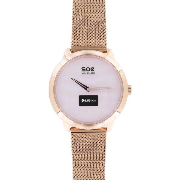 X-WATCH | SOE Hybrid Smartwatch Damen – Smartwatch Damen Test – Sport Smartwatch