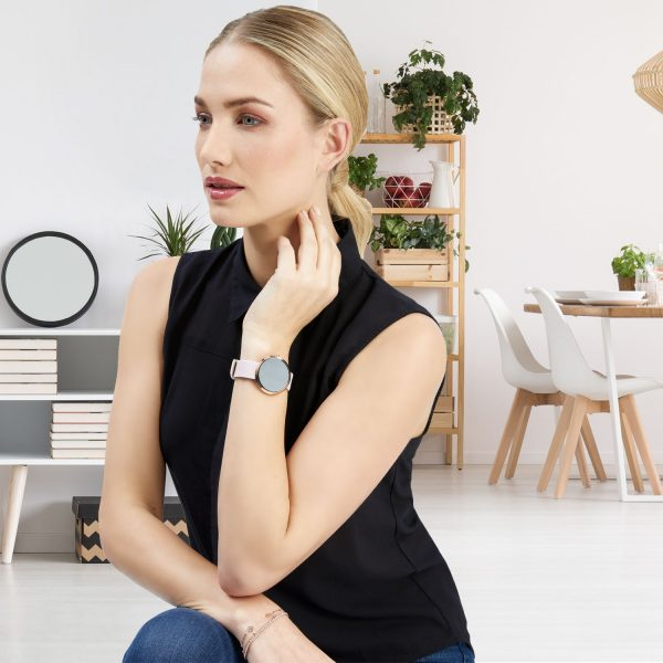 x watch siona smartwatch damen test sehr gut. Black Bedroom Furniture Sets. Home Design Ideas