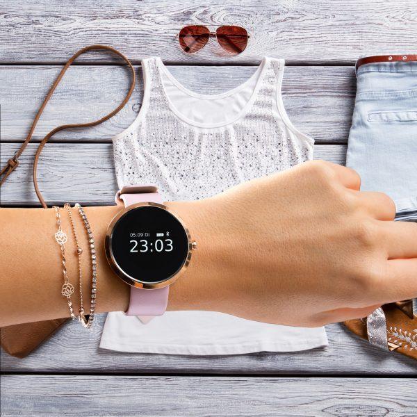 X-WATCH | SIONA iOS Smartwatch – Android Watch – günstige Smartwatch
