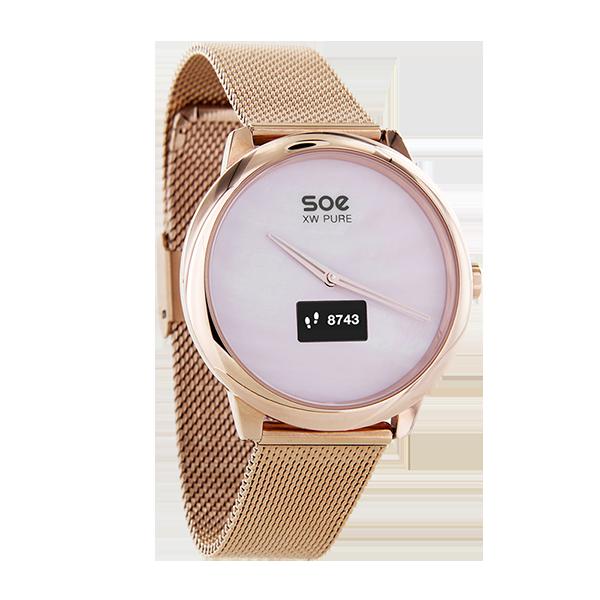 x watch soe smartwatch damen android smartwatch. Black Bedroom Furniture Sets. Home Design Ideas