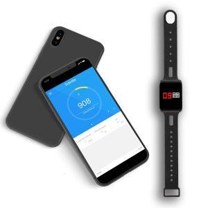 X-WATCH | KETO Fitness Armband Test Genauigkeit – Smart Uhr Vergleich - Watchfaces