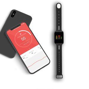 X-WATCH | KETO Fitness Tracker Test – Fitnessuhr – Uhr mit WhatsApp