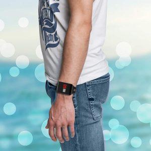 X-WATCH | KETO Fitnessuhr Test – Puls und Blutdruck Uhr Test – Smart Uhr Android