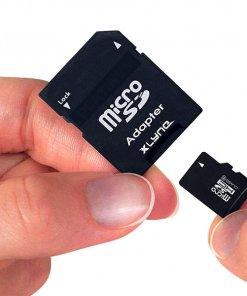 Smartwatch SD Karte (microSD, inkl. Adapter) Class 10 32 GB Speicherkarte für Smartwatch