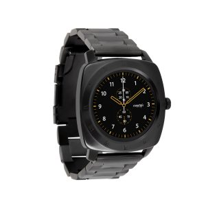 X-Watch Uhr - Smartwatch iOS Herren - Nara XW Pro Dark Steel