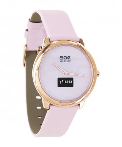 Damen Smartwatch elegant - Damen Smartwatch rosegold