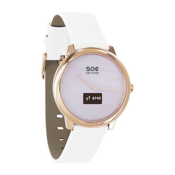 Damen Smartwatch hybrid - elegante Damenuhr