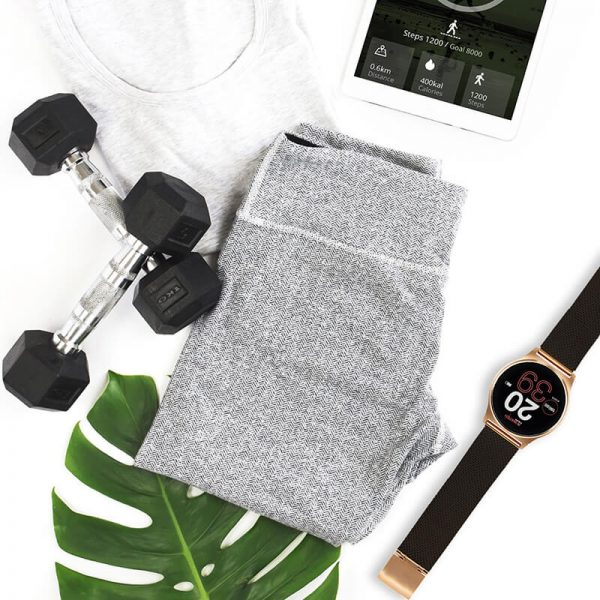 X-WATCH Joli beste_android_uhr welche smartwatch für frauen