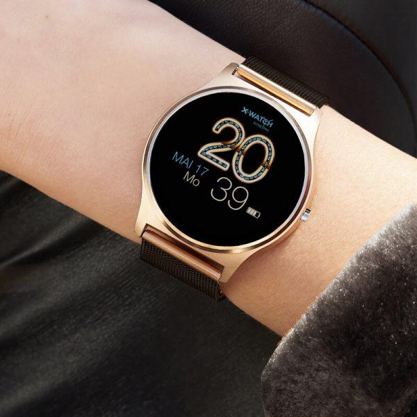 X-WATCH-Joli-ios-smartwatch-guenstige-smartwatch-beste-fitness-uhr