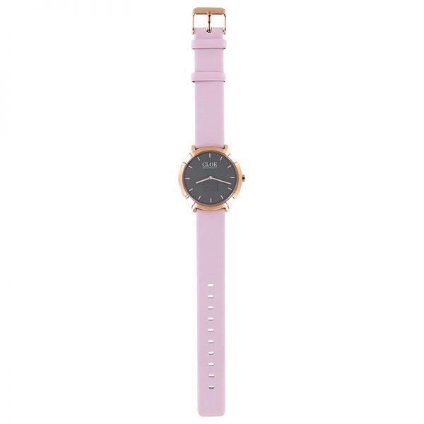 CLEO_XW_Connect_Lederarmband_Damen_Smartwatch