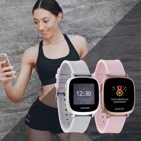 IVE XW FIT Sportliche Uhren für Damen