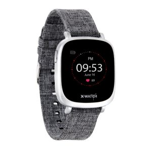 IVE XW FIT Urban Grey Smartwatch