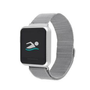 KETO Silver Whatsapp auf Smartwatch
