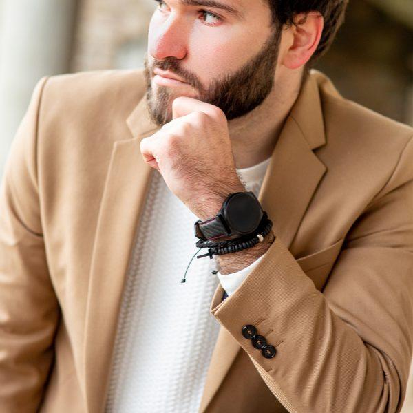 X-WATCH   QIN Smartwatch Herren