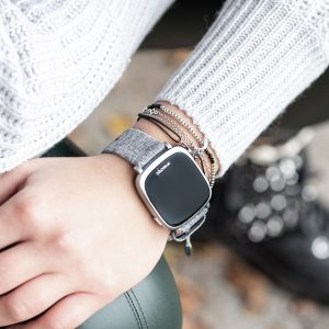 X-WATCH | IVE elegante Smartwatch