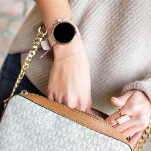 X-WATCH   SIONA schicke Damensmartwatch