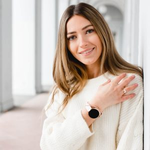 Osteraktion Smartwatch Siona