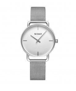XCOAST Yara Damen Uhr silber