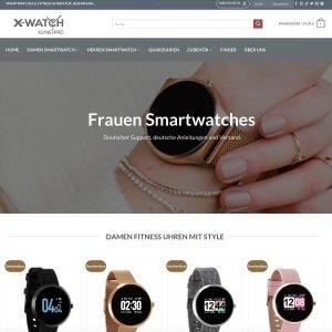 Frauen_Smartwatch_XWATCH
